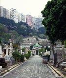 Кладбище Гонконга Стоковые Фото