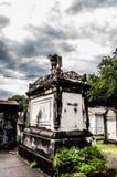 Кладбище Лафайета Стоковые Изображения