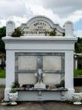 Кладбище Нового Орлеана Лафайета Стоковое Изображение