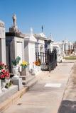 Кладбище Нового Орлеана Стоковые Фото