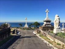 Кладбище океаном Стоковая Фотография