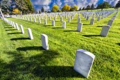 Кладбище Санта Фе национальное Стоковые Изображения