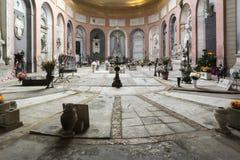 кладбище старое Стоковая Фотография