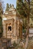 кладбище старое Стоковые Изображения