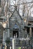 кладбище Стоковое фото RF