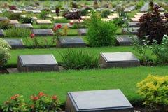 кладбище Стоковое Фото