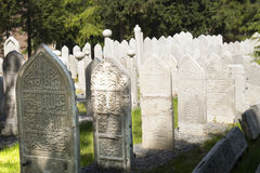 Кладбище 3 Стоковые Изображения RF