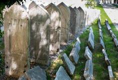 Кладбище 4 Стоковая Фотография RF