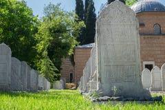 Кладбище 5 Стоковые Изображения