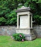 Кладбище Ely Стоковая Фотография