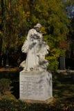 Кладбище Kerepesi в Будапеште, Венгрии, 2 Novt 2015 Стоковая Фотография RF