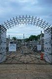 кладбище New Orleans Стоковое Изображение