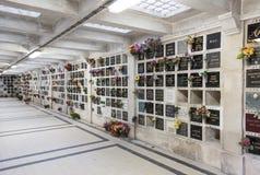 Кладбище Pere Lachaise в Париже, Франции стоковые фотографии rf