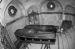 Кладбище Recoleta, Буэнос-Айрес, Аргентина стоковое изображение