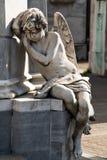 Кладбище Recoleta, Буэнос-Айрес Аргентина Стоковая Фотография RF