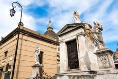 Кладбище Recoleta, Буэнос-Айрес Аргентина Стоковые Фото