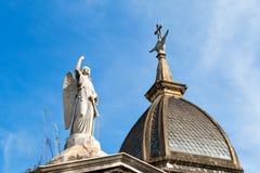 Кладбище Recoleta, Буэнос-Айрес Аргентина Стоковые Фотографии RF