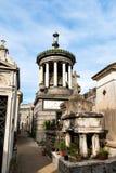 Кладбище Recoleta, Буэнос-Айрес Аргентина Стоковое фото RF