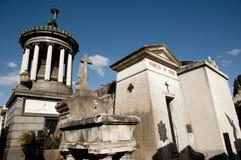 Кладбище Recoleta - Буэнос-Айрес - Аргентина стоковая фотография rf