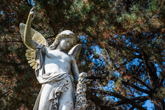 Кладбище St Mary стоковое фото rf