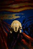 Клекот в lego Стоковые Изображения RF