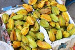2 клети Starfruit Стоковые Фото