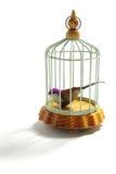 Клетка птицы Стоковые Фото