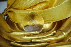 Клетка раздумья сферически кристаллическая стоковые фото
