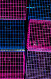 Клетка любимчика стоковое фото