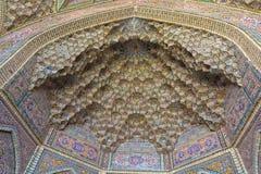 Клетки мечети Шираза рая Стоковые Изображения RF