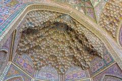 Клетки мечети Шираза рая Стоковая Фотография