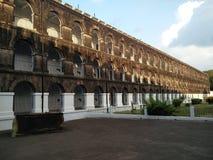 клетчатая тюрьма Стоковые Фото