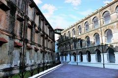 Клетчатая тюрьма Port Blair Индия Стоковая Фотография RF