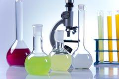 Клинические испытания в лаборатории Стоковые Фотографии RF