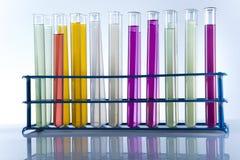 Клинические испытания в лаборатории Стоковое Фото
