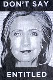 Клинтон hillary Стоковые Фото