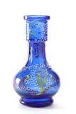 клиппирование предпосылки изолировало белизну вазы путя Стоковое фото RF