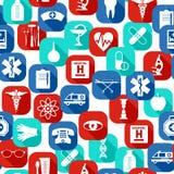 клиппирование содержит комплект путя цифровой иллюстрации иконы медицинский Стоковые Фотографии RF