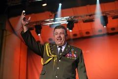 Клирос Красной Армии Стоковые Изображения RF