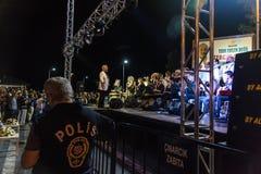 Клирос классической музыки центра государственного образования Стоковые Фотографии RF