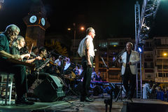 Клирос классической музыки центра государственного образования Стоковое фото RF