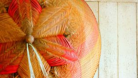 Клобук бамбуковый Стоковое Изображение
