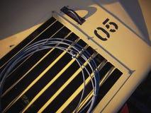 Клобук военного транспортного средства Стоковая Фотография RF