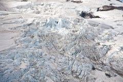 клобук mt ледника eliot клобук Стоковые Изображения