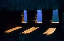 к окнам долины стоковая фотография