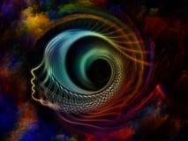 Клонирование души Стоковые Изображения