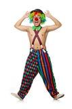 клоун смешной Стоковое фото RF