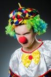клоун смешной Стоковая Фотография