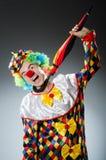 клоун смешной Стоковые Изображения