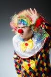 клоун смешной Стоковое Изображение RF